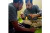 যুবলীগ নেতার সঙ্গে স্টেশন মাস্টারের ইয়াবা সেবন, মাস্টার লাপাত্তা