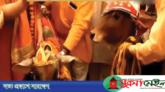 এবার মোরাদাবাদে সাত পাকে গরু-বলদের বিয়ে