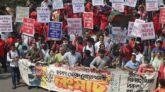 ধর্ষণের বিরুদ্ধে 'লংমার্চ' নোয়াখালীর পথে