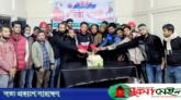 প্রতিষ্ঠাবার্ষিকী উদযাপন করলো সদর উপজেলা ছাত্রদল