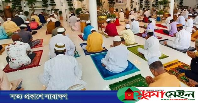 বিশ্বনাথে ঈদের জামাত হবে মসজিদে মসজিদে
