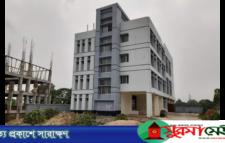 ঠাকুরগাঁও জেলা রেজিষ্ট্রার অফিসের নির্মাণ কাজ শেষ, উদ্বোধনের অপেক্ষায়