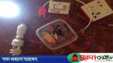 শাবি শিক্ষার্থীর অন্যরকম প্রজেক্ট: চলে গেলেও পাওয়া যাবে বিদ্যুৎ