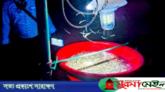 বিশ্বনাথে পোকা নিধনে 'আলোক ফাঁদ'