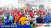 নবনির্বাচিত এমপি হাবিবের বাড়িতে জনতার ঢল