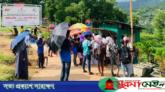 জাফলংয়ে পর্যটকদের জন্য 'প্রবেশ ফি' চালু